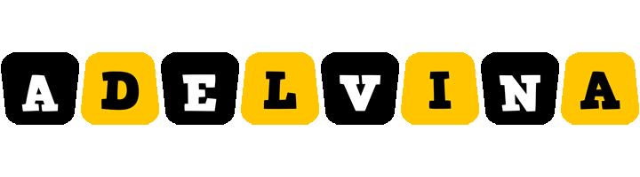 Adelvina boots logo