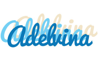 Adelvina breeze logo