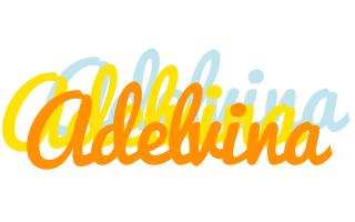 Adelvina energy logo