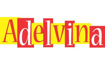 Adelvina errors logo