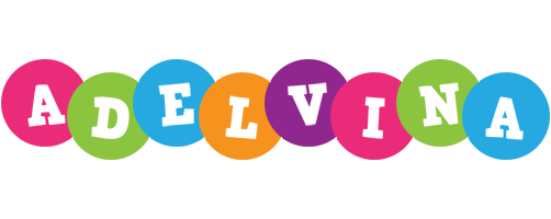 Adelvina friends logo