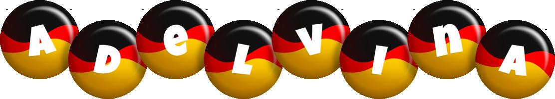 Adelvina german logo