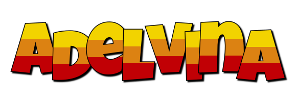 Adelvina jungle logo