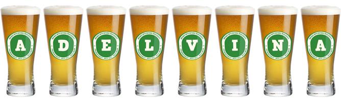 Adelvina lager logo