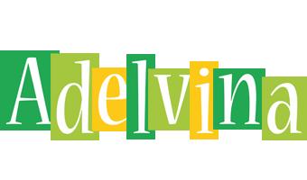 Adelvina lemonade logo