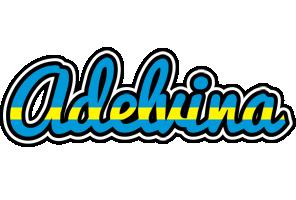 Adelvina sweden logo