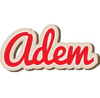 Adem chocolate logo