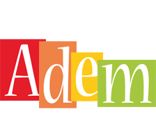 Adem colors logo
