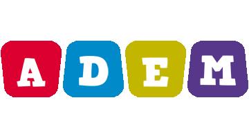 Adem daycare logo