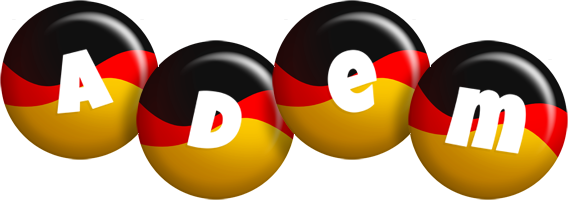 Adem german logo