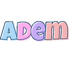 Adem pastel logo