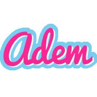 Adem popstar logo