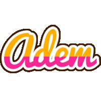 Adem smoothie logo