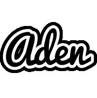Aden chess logo