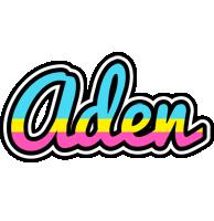 Aden circus logo