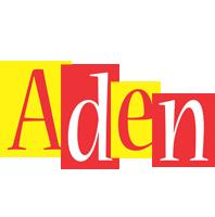 Aden errors logo