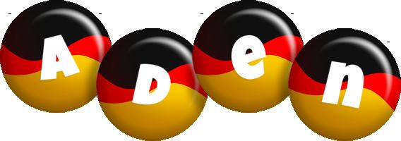 Aden german logo