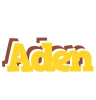 Aden hotcup logo