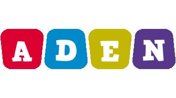 Aden kiddo logo