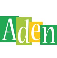 Aden lemonade logo