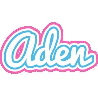 Aden outdoors logo