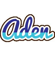 Aden raining logo