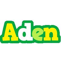 Aden soccer logo