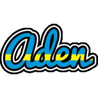 Aden sweden logo