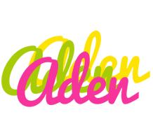 Aden sweets logo