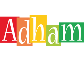 Adham colors logo