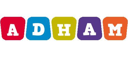 Adham kiddo logo