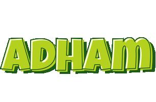 Adham summer logo