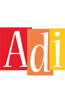 Adi colors logo