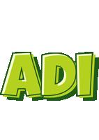 Adi summer logo