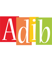 Adib colors logo