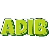 Adib summer logo