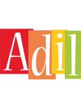 Adil colors logo