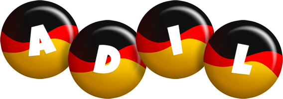 Adil german logo