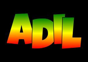Adil mango logo