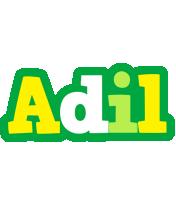 Adil soccer logo