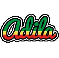 Adila african logo
