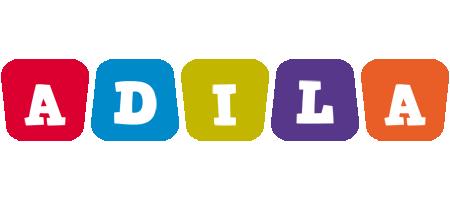 Adila daycare logo