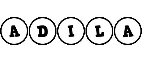 Adila handy logo