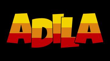 Adila jungle logo