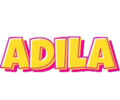 Adila kaboom logo