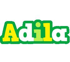 Adila soccer logo