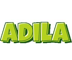 Adila summer logo