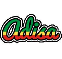 Adisa african logo