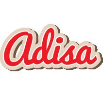 Adisa chocolate logo