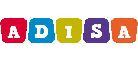 Adisa daycare logo